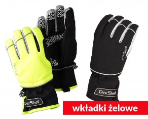DexShell rękawice Ultra Therm MTB Glove with Gel Inserts